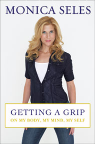 Monica Seles Book Cover