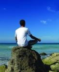 bigstockphoto_Beach_Meditation_1207113